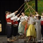 Valašský soubor písní a tanců Beskyd radost na dědině v Zubří 2015 0050