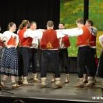 Valašský soubor písní a tanců Beskyd radost na dědině v Zubří 2015 0056