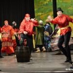 Valašský soubor písní a tanců Beskyd radost na dědině v Zubří 2015 0066