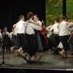 Valašský soubor písní a tanců Beskyd radost na dědině v Zubří 2015 0077
