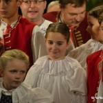 Valašský soubor písní a tanců Beskyd radost na dědině v Zubří 2015 0079