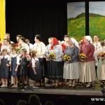 Valašský soubor písní a tanců Beskyd radost na dědině v Zubří 2015 0086