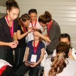 Zuberské gymnastky ve finále na Světovém poháru v Budapešti 2015 0022
