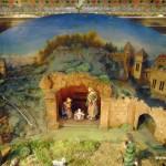 Betlém v bazilice Panny Marie na Svatém Hostýně 1
