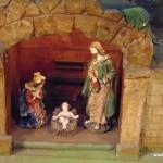 Betlém v bazilice Panny Marie na Svatém Hostýně 2
