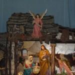 Betlém v kostele Nanebevzetí Panny Marie ve Valašském Meziříčí 1