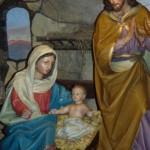 Betlém v kostele Nanebevzetí Panny Marie ve Valašském Meziříčí 2