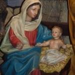 Betlém v kostele Nanebevzetí Panny Marie ve Valašském Meziříčí 3