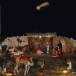Betlém v kostele Všech svatých v Rožnově 2