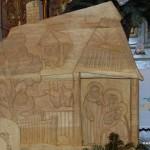 Betlém v kostele sv. Cyrila a Metoděje ve Vidči 2