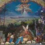 Betlém v kostele sv. Jiří v Mořkově 1