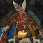Betlém v kostele sv. Jiří v Mořkově 3