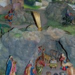 Betlém v kostele sv. Kateřiny Alexandrijské v Zubří 2