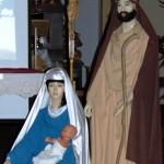 Betlém v kostele sv. Václava v Brumově 2