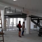 Prostory knihovny Zubri v centru pri rekonstrukci Duben 2016 0003
