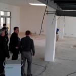 Prostory knihovny Zubri v centru pri rekonstrukci Duben 2016 0009