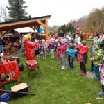 Slavnostní otevření duhové zahrady Ms Duha Zubří 2016 0045