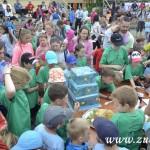 Čokoládová trepka Putování časem v Zubří 2016 0035