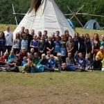 Zuberský tábor ve stříteži vikingové  alda 2016 0043