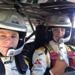Matej a Adam rally