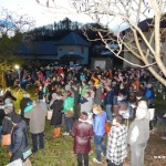 Tradiční domácí zabíjačka a rozsvěcení vánoční výzdoby v TIP cafe 2016 0036