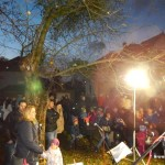 Tradiční domácí zabíjačka a rozsvěcení vánoční výzdoby v TIP cafe 2016 0052