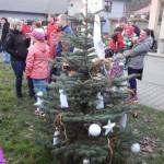 Tradiční domácí zabíjačka a rozsvěcení vánoční výzdoby v TIP cafe 2016 0065
