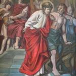 1 JEŽÍŠ K SMRTI ODSOUZEN