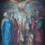 12 JEŽÍŠ NA KŘÍŽI UMÍRÁ