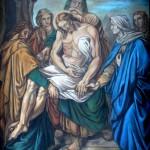14 JEŽÍŠ POLOŽEN DO HROBU