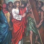 2 JEŽÍŠ PŘIJÍMÁ KŘÍŽ