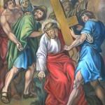 5 ŠIMON POMÁHÁ NÉST KŘÍŽ