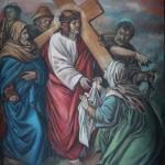 6 VERONIKA PODÁVÁ JEŽÍŠOVI ROUŠKU