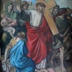 8 JEŽÍŠ NAPOMÍNÁ PLAČÍCÍ ŽENY