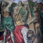 9 JEŽÍŠ PADÁ POD KŘÍŽEM POTŘETÍ