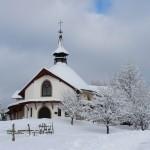 Kaple Svatého Ducha na Starém Zubří