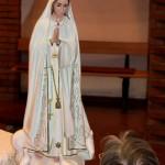 Fatimská Panna Maria v kapli Svatého Ducha na Starém Zubří