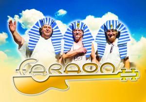 15 Faraon - foto archiv skupiny