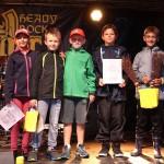 Dětská kategorie - vítězové Metlářské štafety