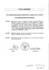 Výpis usnesení - vyhlášení místního referenda-page-001