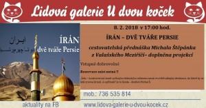Írán plakát