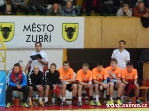 HC Zubří - Talent zlín 20130122