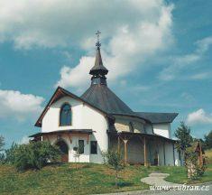 Mše svatá ze Starozuberské kaple