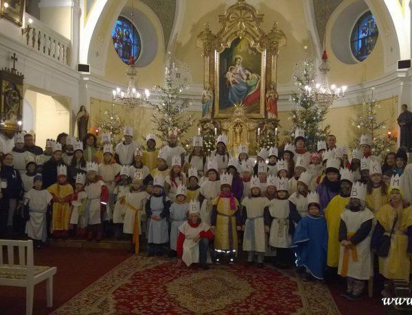 Výtěžek v charitě Valašské Meziříčí s Tříkrálové sbírky 2018 – 2020