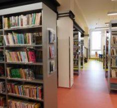Vánoční otevírací doba v knihovně