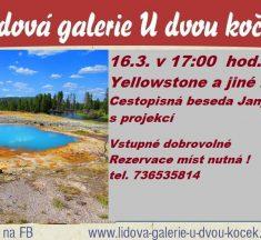 Yellowstone a jiné krásy USA