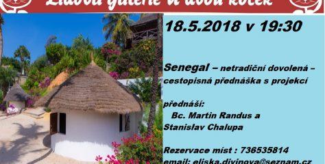 Senegal – netradiční dovolená