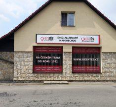 Nový specializovaný maloobchod se zaměřením pro stavaře, stolaře a ostatní řemeslníky v Zubří