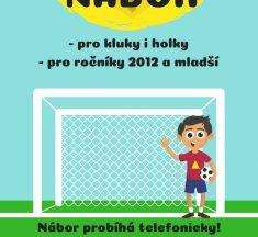 FC Zubří pořádá nábor pro kluky i holky