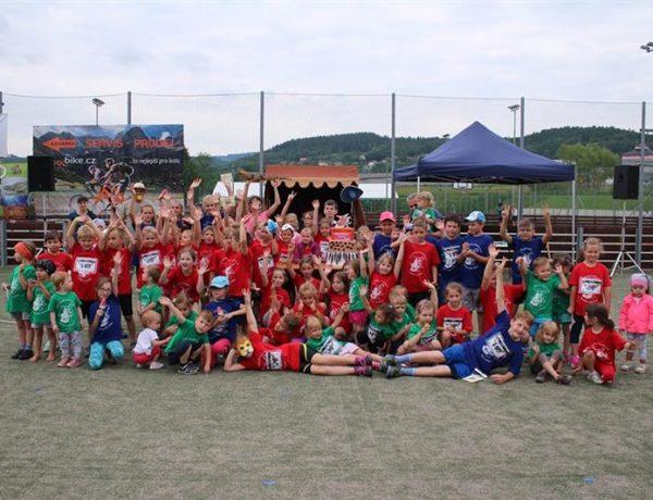 6. ročník Dětského sportovního dne ve znamení báječného světa zvířat